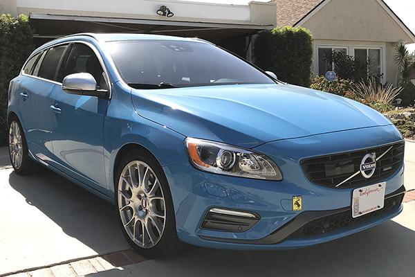 2016 Volvo V60 R Design