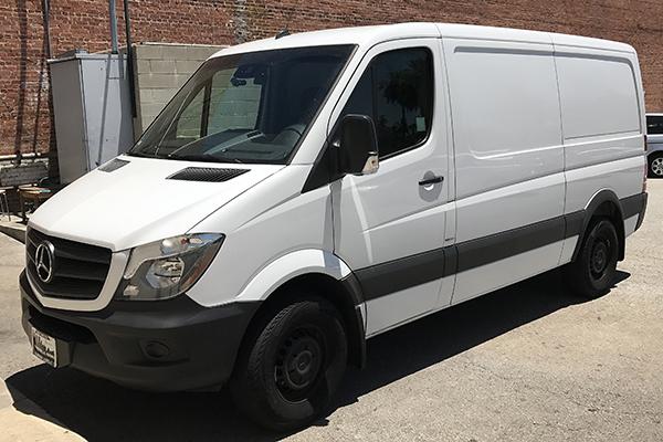2017 Mercedes-Benz Cargo Van