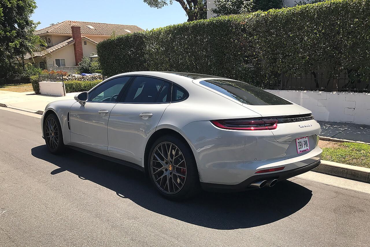 Porsche Panamera Starting Price 2017 Porsche Panamera